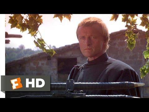 Ladyhawke (2/10) Movie CLIP - Captain Navarre (1985) HD