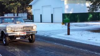 "64 Chevy II Nova gasser ""II Much"""
