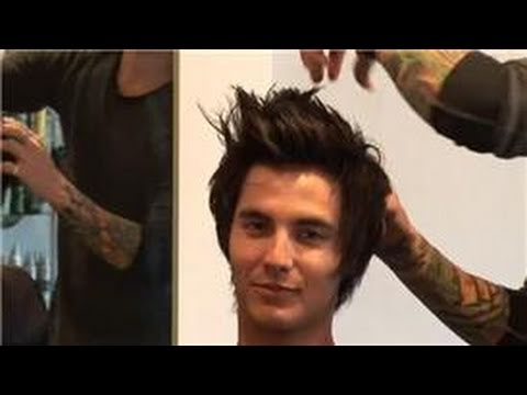 Hair Care for Men : Rocker Hairstyles for Men
