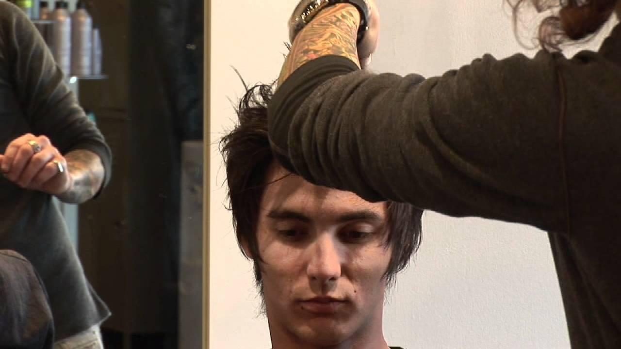 Hair Care For Men Rocker Hairstyles For Men Youtube