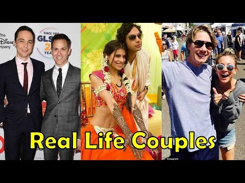 Real Life Couples of The Big Bang Theory