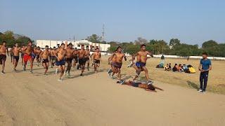 Army Rally भर्ती में 1600 Meter, 4 चक्कर कैसे दौड़े ? 9770678245