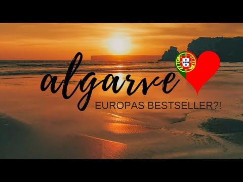 Portugal, Algarve, Lagos - Europas Bestseller ? 🤫