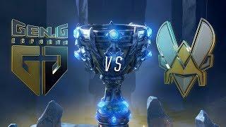 GEN vs VIT | Worlds Group Stage Day 1 | Gen.G vs Team Vitality (2018)