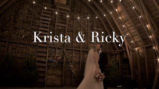 Krista and Ricky | Wedding Video