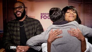 TYLER PERRY'S ADVICE TO MEN WHO WANT TO DATE TIFFANY HADDISH