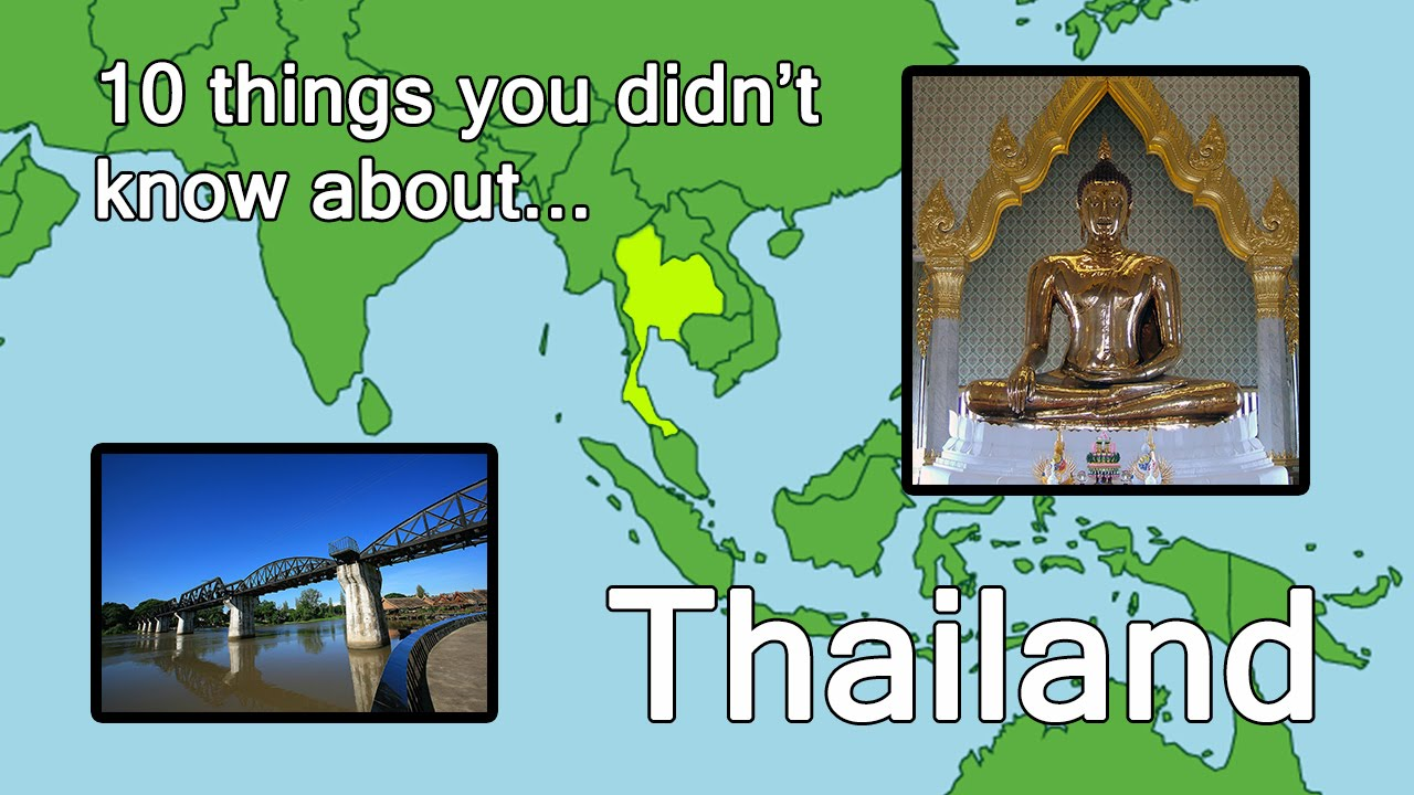 THINGS You Didnt Know About Thailand YouTube - Thailand vacation 10 things to know before you take off