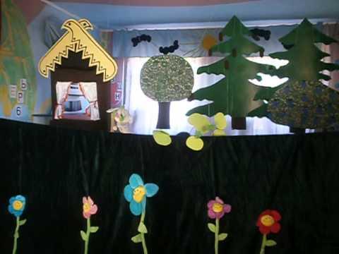 Кукольный театр Росток - Дедова и бабина дочки