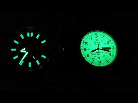 Best Lume Watch