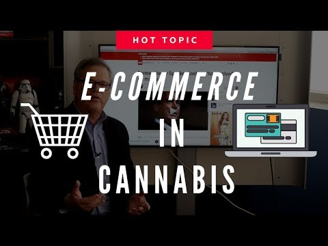 HOT TOPIC: How to get E-COMMERCE in the cannabis industry
