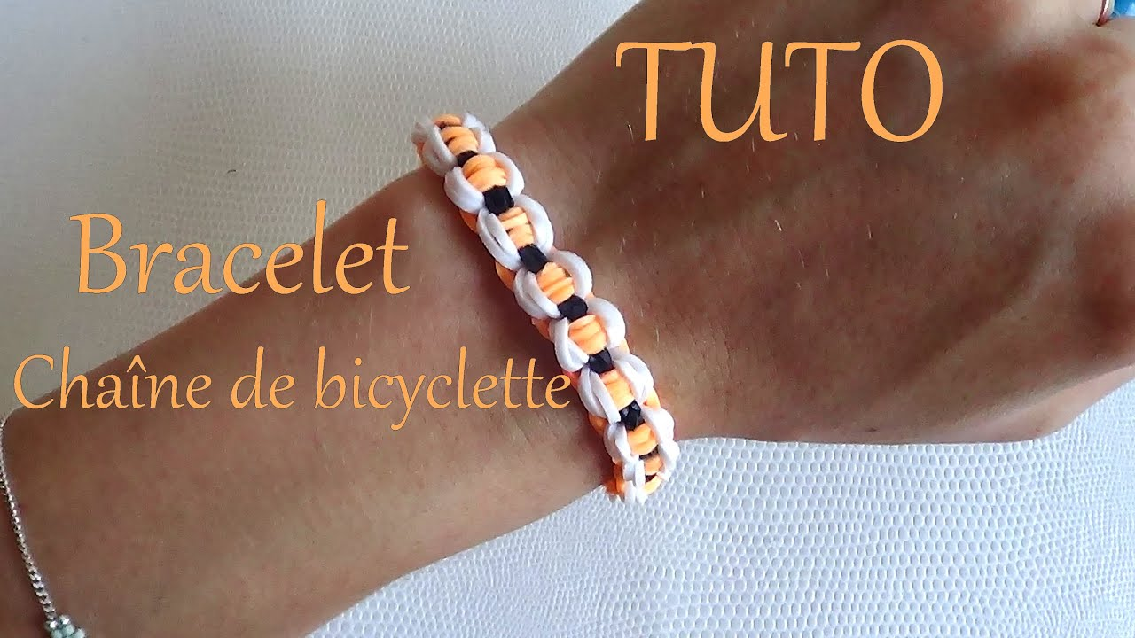 tuto bracelet bicyclette en lastique rainbow loom youtube. Black Bedroom Furniture Sets. Home Design Ideas