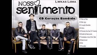 Nosso Sentimento CD Coração Bandido lançamento thumbnail