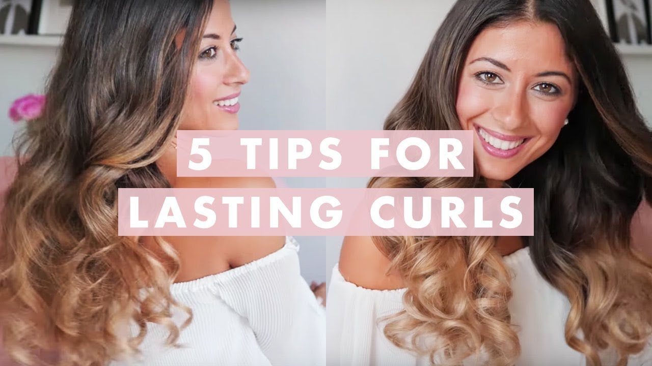 How To Make Your Curls Last Longer Luxy Hair Youtube