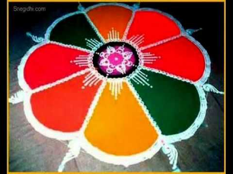 Estreettra Sevices Rangoli - Meenakshi Rao & Esha ...