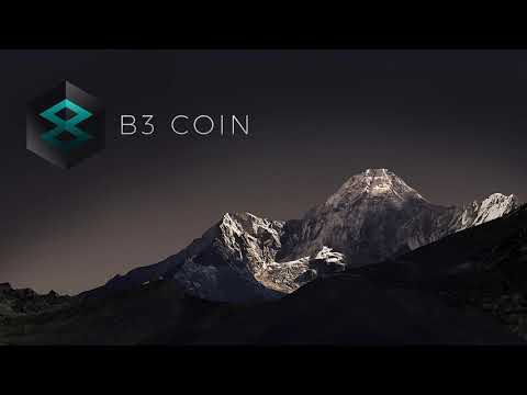 B3 Coin community meeting (February 28, 2018)
