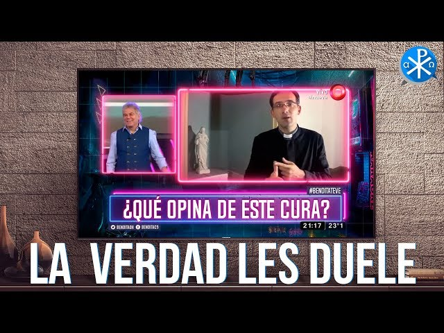 La Verdad les Duele   Perseverancia - P. Gustavo Lombardo