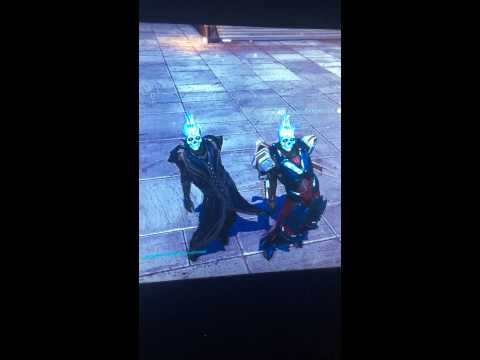 Thriller-themed dance parties have begun in Destiny, and they're wonderful
