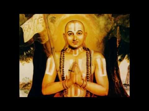 Sri Ramanujar hindu devotional song ஸ்ரீ ராமானுஜர் பாடல் Song Thanugandha Thiru Meni hd video