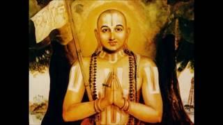 Sri Ramanujar hindu devotional song ஸ்ரீ ராமானுஜர் பாடல் Song Thanugandha Thiru Meni hd video