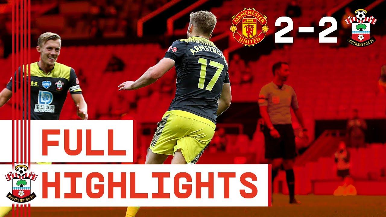 HIGHLIGHTS: Manchester United 2-2 Southampton | Premier League
