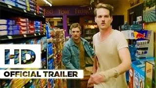 Band of Robbers Official Trailer #1 2016 Comedy   Kyle Gallner, Adam Nee   HD Trailers
