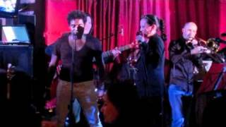 Jam session gets into a jam battle (OohChic Sessions Almaty)