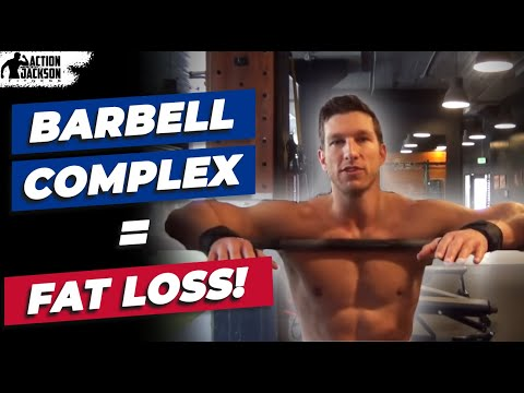 Barbell Complex For Insane Fat Loss
