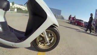 Honda Dio (Test Ride) in Los Angeles • Honest™