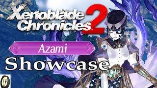 Xenoblade Chronicles 2 - Azami Guide (Ether Cannon Blade)