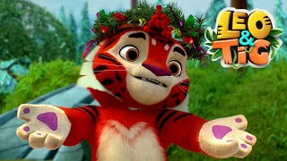 Leo and Tig 🦁 Precious Thing  - New animated movie - Kedoo ToonsTV