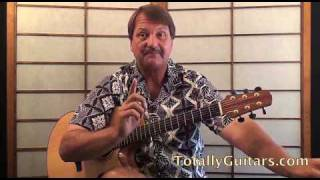 If Not For You Acoustic Guitar Lesson - George Harrison