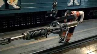 Куда уходят поезда метро...(Сюжет из программы Галилео СТС 2008. реж. Раду Крихан., 2009-03-05T07:42:25.000Z)