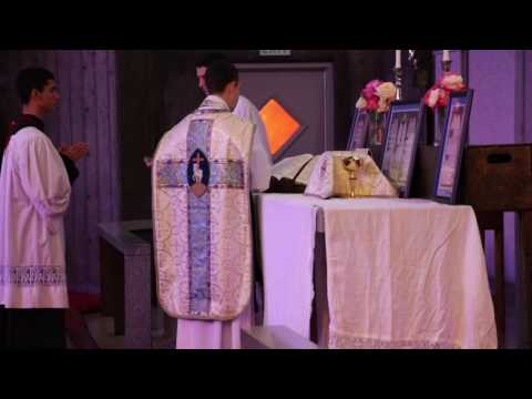 Holy Mass - All Saints Day 2016