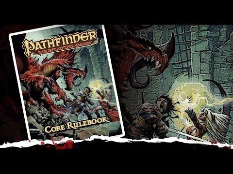 Pathfinder: Настольная ролевая игра – пример партии по полным правилам