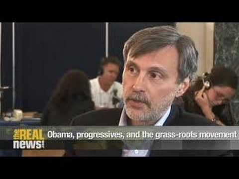 Obama and progressives