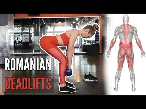 Breaking Down My Romanian Deadlifts (With Dumbbells)