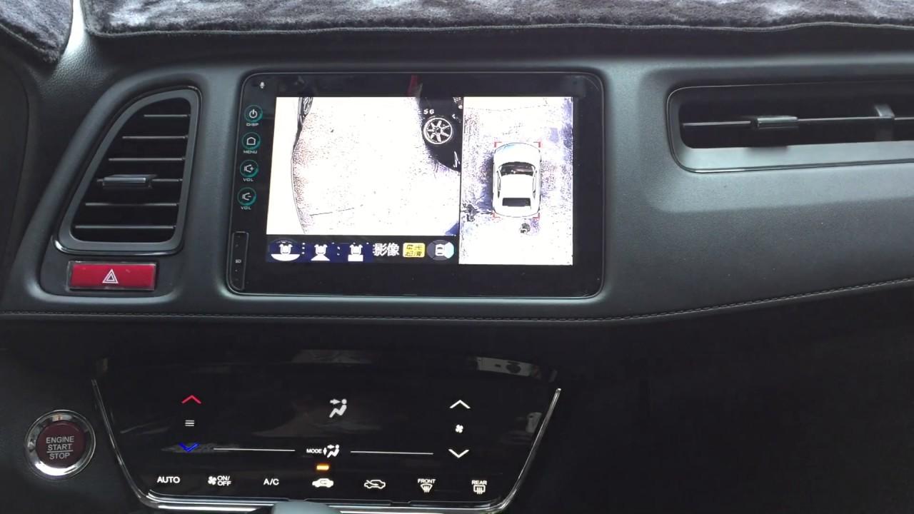 HRV/CRV4.5代 環景錄影/米尼爾車用音響 - YouTube