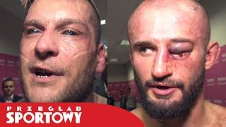Popek, Pudzian, Burneika, Kornik i inni przed i po walkach w KSW 2017 Video