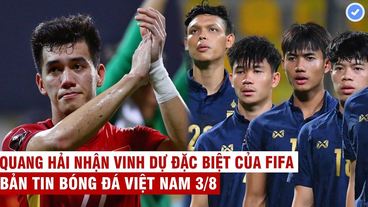 VN Sports 3/8   SỐC: HLV Park mất Tiến Linh khi VN gặp Ả Rập Xê Út? Thái Lan tụt hạng nhiều nhất TG