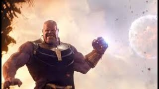 Thanos All Fight Scenes (Avengers Infinity War/Endgame)