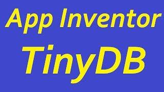 App Inventor TinyDB по РУССКИЙ. Делаем сами приложение для ANDROID Android Market Google Play