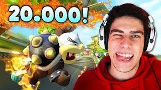 LLEGANDO A 20.000 PUNTOS EN MARIO KART 8 DELUXE EN DIRECTO | Nintendo Switch
