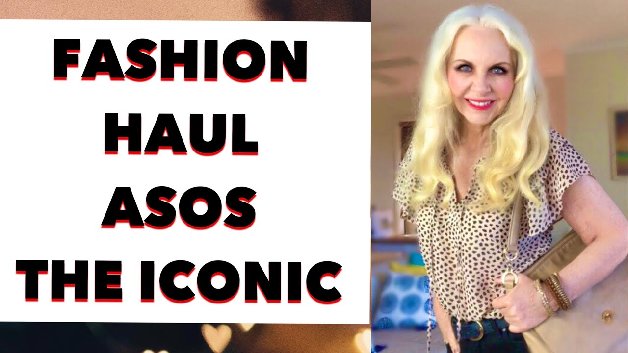 Fashion Haul Try On .ASOS and THE ICONIC