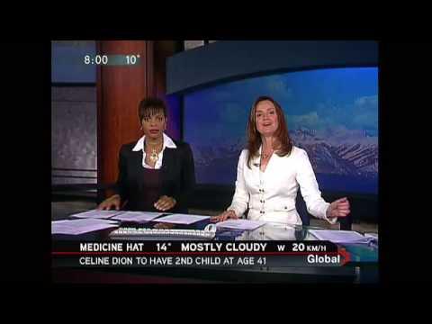 Global Calgary Morning News Open