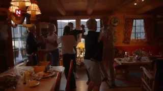 vuclip Aleksander og Fridtjof på fest med bestemødre