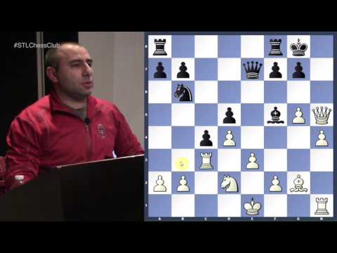 Akobian at the 2014 Olympiad | Mastering the Middlegame - GM Varuzhan Akobian