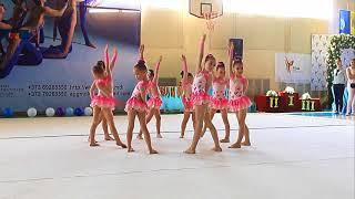 Эстетическая гимнастика в Молдове 10 архив видео Тимофеев В П