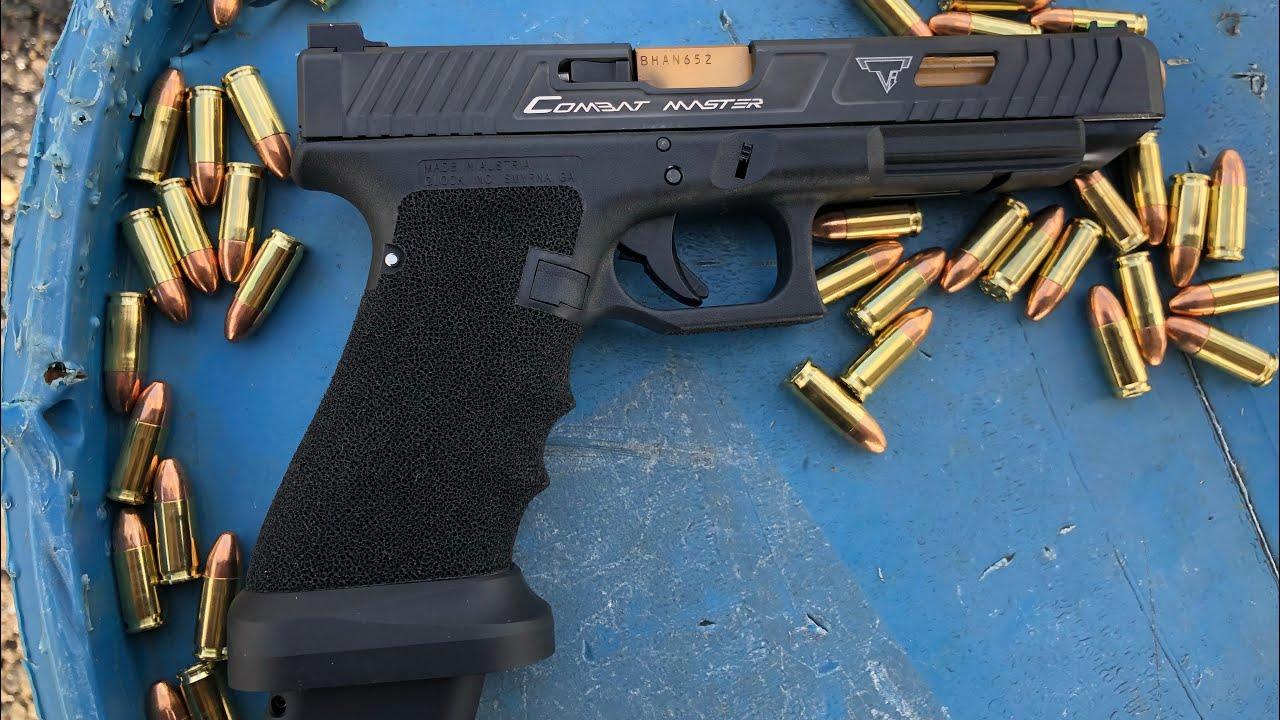 Custom Glock 34 By Taran Tactical Innovations 'John Wick