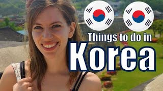 When coming up with a top attractions travel guide for South Korea ...