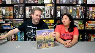 Unboxing of Meeple War by CMON